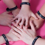 Black Wrist Bands