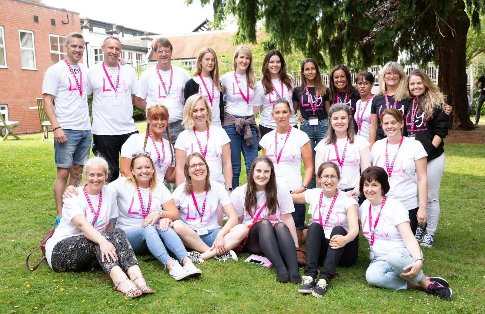 The Lily Foundation charity volunteers fighting mitochondrial disease