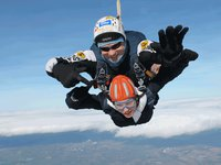 Skydiving with The Lily Foundation