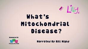 Mitochondrial Disease Children Prognosis