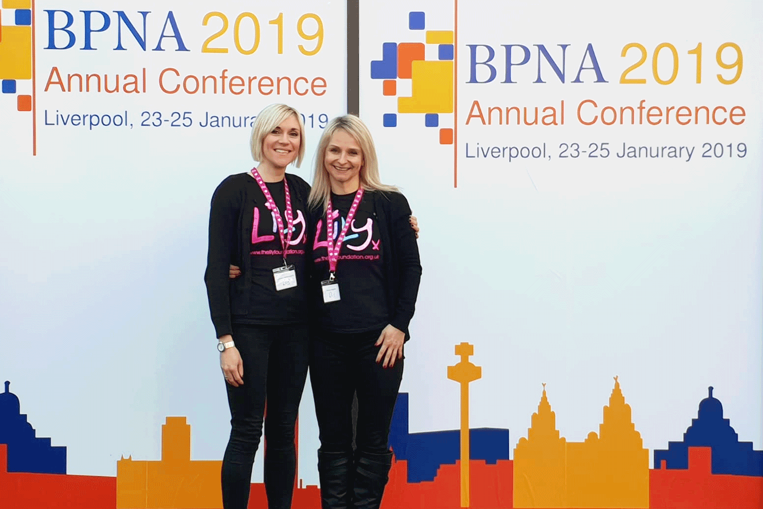 The Lily Foundation attends the 2019 British Paediatric Neurology Association conference in Liverpool